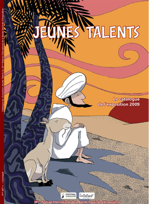Catalogue exposition Jeunes Talents angoulême 2009