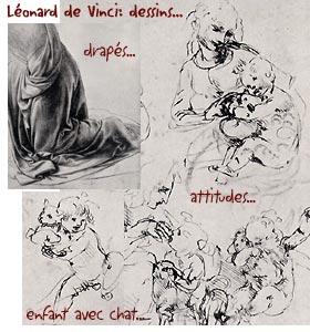 Le cours de dessin classique.