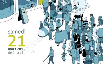 Stage BD en juillet 2015 à Strasbourg